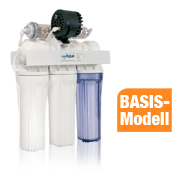 MF-200 Basic Osmoseanlage